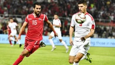 Photo of كأس آسيا 2019.. التعادل السلبي ينهي قمة سوريا – فلسطين