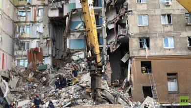 Photo of ارتفاع عدد ضحايا.. انهيار المبنى السكني جنوب شرق روسيا إلى 19 قتيلا