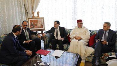 Photo of العثماني يجري مباحثات مع المستشار والمتحدث باسم الرئاسة التركية