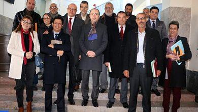Photo of وزير الصحة يبحث مع النقابات قضايا المنظومة الصحية ومطالب فئات العاملين بها