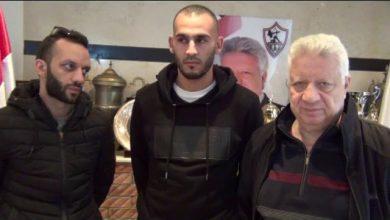 Photo of فيديو: تفاصيل جلسة رئيس نادي الزمالك مع المغربي خالد بوطيب