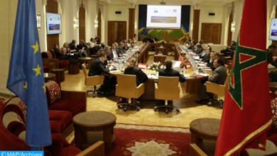 Photo of اللجنة البرلمانية المشتركة المغربية الأوروبية تعقد بالرباط اجتماعها السنوي العاشر