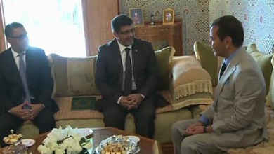Photo of بأمر من صاحب الجلالة مولاي رشيد يستقبل مبعوثا من الرئيس الموريتاني حاملا رسالة إلى جلالة الملك