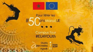Photo of جولة للاتحاد الأوروبي في جامعات مغربية لاطلاع الشباب على مشاريعه وبرامجه في المغرب