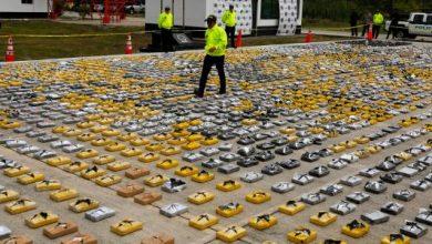 Photo of حجز حوالي 500 كلغ من الكوكايين بالاكوادور كانت موجهة نحو بلجيكا