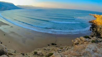 Photo of حملة لتنظيف شاطئ الصويرة
