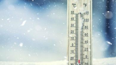 Photo of درجات الحرارة الدنيا والعليا المرتقبة الاثنين 25 فبراير