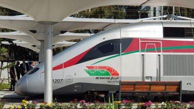 "Photo of في ظرف 3 أشهر.. 60 ألف مسافر على متن قطارات ""البراق"""