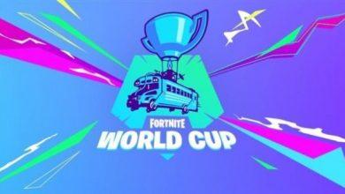 Photo of كأس العالم لـ فورت نايت في أبريل