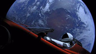 Photo of وصول أول مسافر إلى الفضاء عبر مركبة تجارية