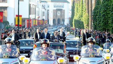 """Photo of العاهل الإسباني الملك """"ضون """" فيليبي السادس والملكة """"ضونيا"""" ليتيثيا يحلان بالمغرب"""