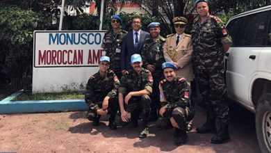 Photo of مونوسكو: توشيح ضابطين مغربيين نظير الخدمات القيمة التي قدماها