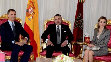 Photo of عاهلا المملكة الإسبانية في بزيارة رسمية للمغرب يومي 13 و14 فبراير الجاري