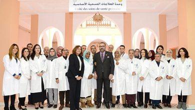 Photo of الملك يدشن مشروعين تضامنيين يرومان تعزيز العرض الصحي على مستوى المدينة العتيقة لمراكش