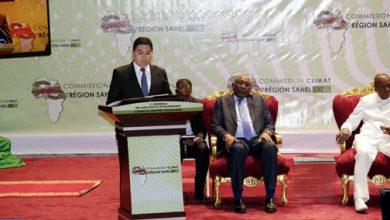 Photo of الملك محمد السادس يوجه خطابا إلى المؤتمر الأول للجنة المناخ الخاصة بمنطقة الساحل