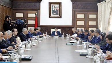Photo of جدول أعمال مجلس الحكومة ليوم الخميس المقبل