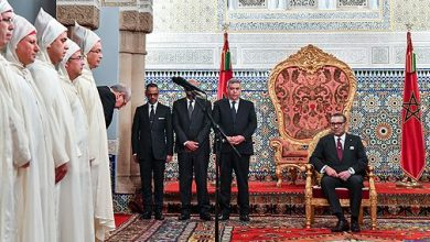 Photo of الملك يستقبل الولاة والعمال الجدد بالإدارتين الترابية والمركزية
