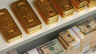 Photo of ارتفاع الذهب لليوم الثاني على التوالي مع تراجع الدولار