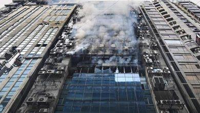 Photo of ارتفاع حصيلة ضحايا حريق برج في دكا إلى 17 قتيلا
