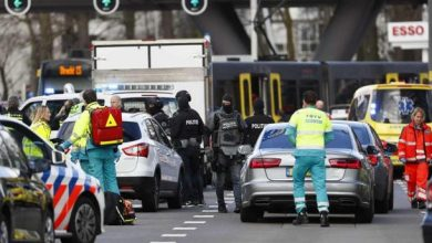 Photo of اعتقال المشتبه بإطلاقه النار في أوتريخت الهولندية