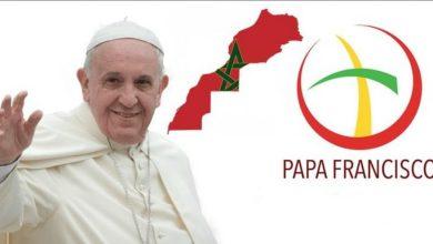 Photo of البابا فرنسيس في المغرب: زيارة تحت شعار التفاهم المتبادل بين المؤمنين الكاثوليك والمسلمين