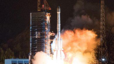Photo of الصين تطلق قمرا صناعيا جديدا للاتصالات