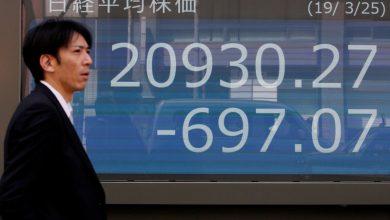 Photo of نيكي يسجل أكبر انخفاض يومي في ثلاثة أشهر بفعل تجدد مخاوف التباطؤ العالمي