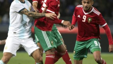 Photo of بطاقة تقنية: المغرب – الأرجنتين