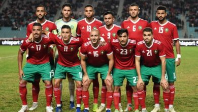 "Photo of تراجع المنتخب المغربي في تصنيف ""الفيفا"""