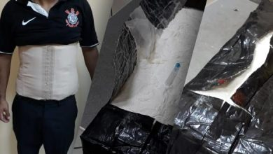 Photo of مطار محمد الخامس.. توقيف مواطن برازيلي ضُبط متلبسا بمحاولة تهريب كمية من الكوكايين