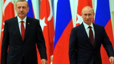 Photo of بوتين وأردوغان يلتقيان في موسكو