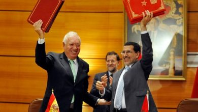 Photo of توقيع مذكرة تفاهم بين المغرب وإسبانيا في مجال التعاون القضائي