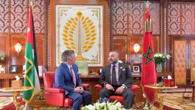 Photo of الملك محمد السادس يجري مباحثات على انفراد مع عاهل المملكة الأردنية الهاشمية