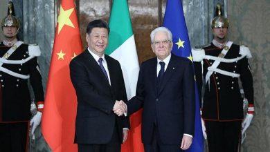 "Photo of إيطاليا والصين توقعان مذكرة تفاهم بشأن الانضمام لمبادرة ""طرق الحرير الجديدة"""