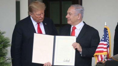 "Photo of وزارة الخارجية الروسية.. اعتراف ترامب بسيادة إسرائيل على الجولان ""خطوة جديدة نحو تدمير القاعدة القانونية للتسوية بالشرق الأوسط"""