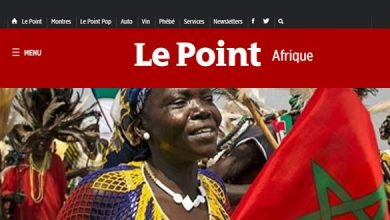 Photo of مجلة لوبوان – افريك: المغرب رائد التعاون جنوب –جنوب