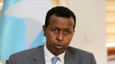 Photo of وزير الخارجية الصومالي يؤكد دعم بلاده للوحدة الترابية للمغرب