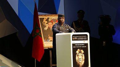 Photo of منتدى إفريقيا والتنمية بالدار البيضاء: رئيس جمهوية سيراليون يشيد بريادة جلالة الملك لفائدة التنمية بإفريقيا