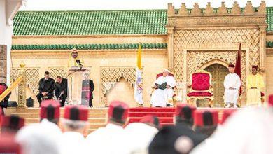 Photo of نص الخطاب الذي ألقاه أمير المؤمنين خلال مراسم الاستقبال الرسمي لقداسة البابا