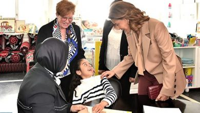 Photo of الأميرة للا مريم تترأس حفل تخليد الذكرى الخمسين لتأسيس جمعية المنار للأطفال المعاقين ذهنيا