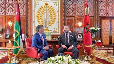 Photo of العاهل الأردني يقوم بزيارة صداقة وعمل للمغرب يومي 27 و28 مارس الجاري