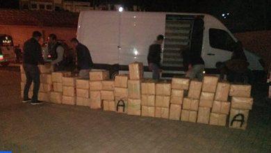 Photo of اعتقال شخصين لارتباطهما بشبكة إجرامية تنشط في الاتجار الدولي في المخدرات