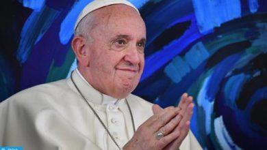 Photo of صحيفة مصرية تبرز أهمية زيارة البابا فرانسيس للمغرب في إطار تطوير وتعزيز الحوار بين الأديان
