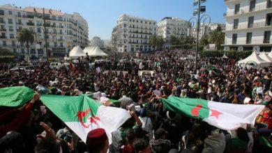 Photo of فيديو: عودة الجزائريين بالآلاف إلى الشارع احتجاجا على تمديد الولاية الرابعة