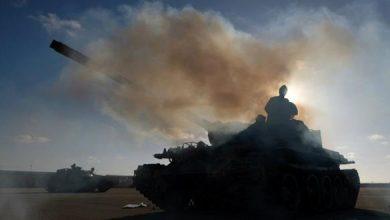 Photo of أزيد من 120 قتيلا ونحو 600 جريح في المعارك قرب العاصمة الليبية