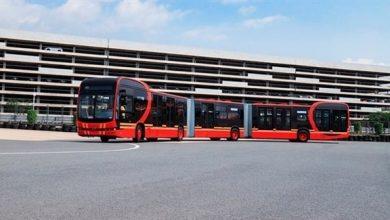 Photo of شركة BYD تقدم أطول حافلة كهربائية في العالم