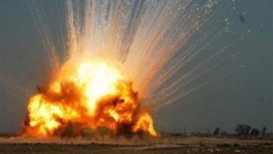 Photo of إصابة أربعة أشخاص في انفجار لغم وسط غرب تونس