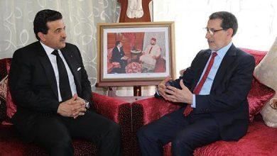 Photo of العثماني والنائب العام القطري يؤكدان على جودة علاقات الصداقة التي تجمع المملكة المغربیة بدولة قطر