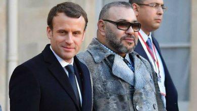 Photo of الملك يعرب للرئيس الفرنسي عن دعم المغرب وتضامنه مع فرنسا على إثر الحريق الذي اندلع في كاتدرائية نوتردام