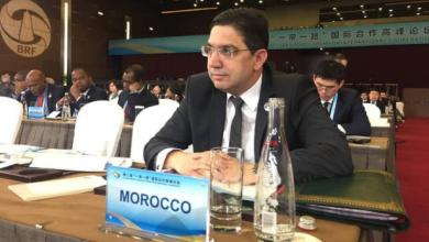 "Photo of بوريطة: الصين تعتبر المغرب فاعلا مهما في تنفيذ مشروعها الاستراتيجي الكبير ""الحزام والطريق"""
